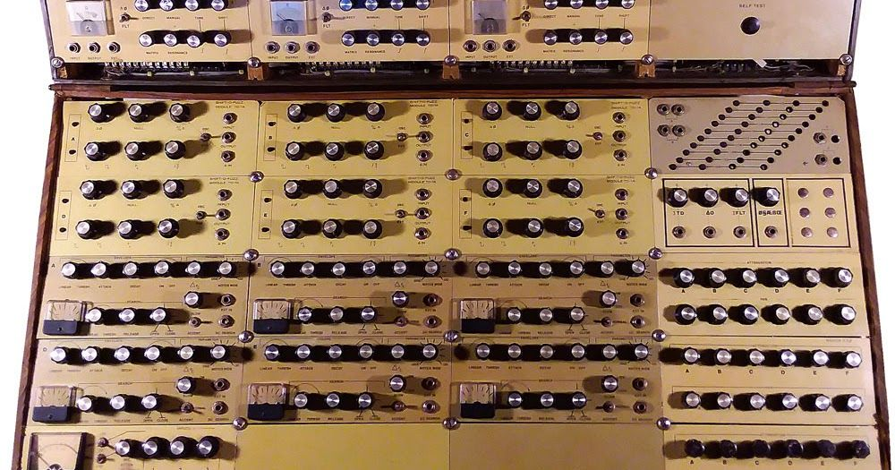 Synthesizer website dedicated to everything synth ...