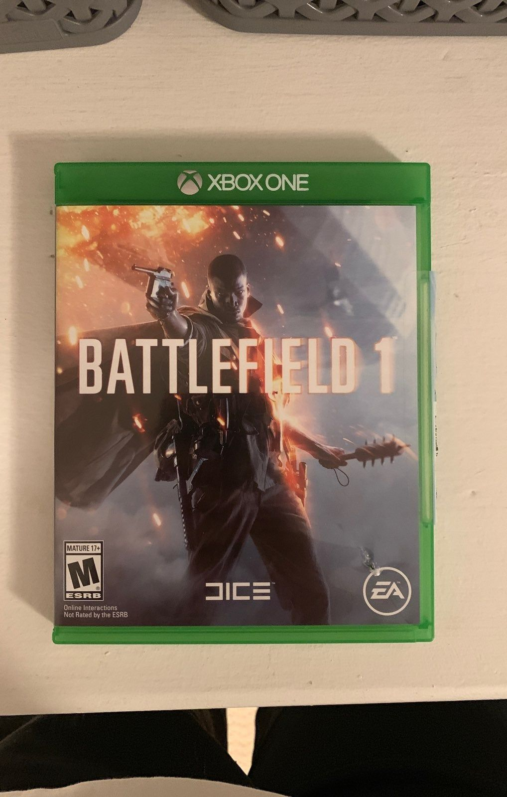 Hardly Used Battlefield One Xbox One Edition Works Perfect Xbox