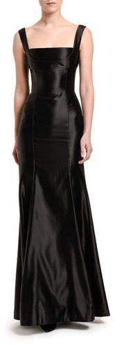 Dolce & Gabbana Stretch Duchesse Satin Square-Neck Gown #duchesssatin Dolce & Gabbana Stretch Duchesse Satin Square-Neck Gown #duchesssatin