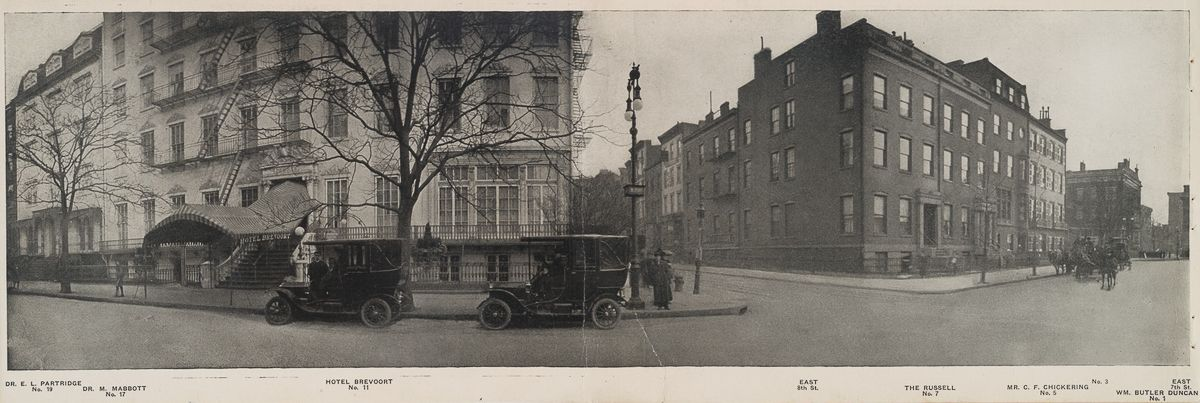 If Google Street View existed in 1911 | Pinterest | Street view ...