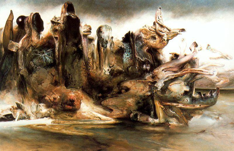 James gleeson australian painters artist illustration art