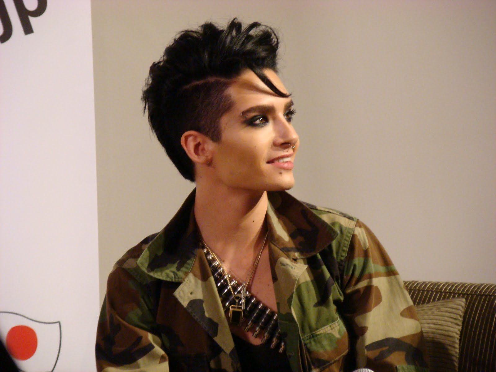 Bill Kaulitz Singer Of Tokio Hotel Idea