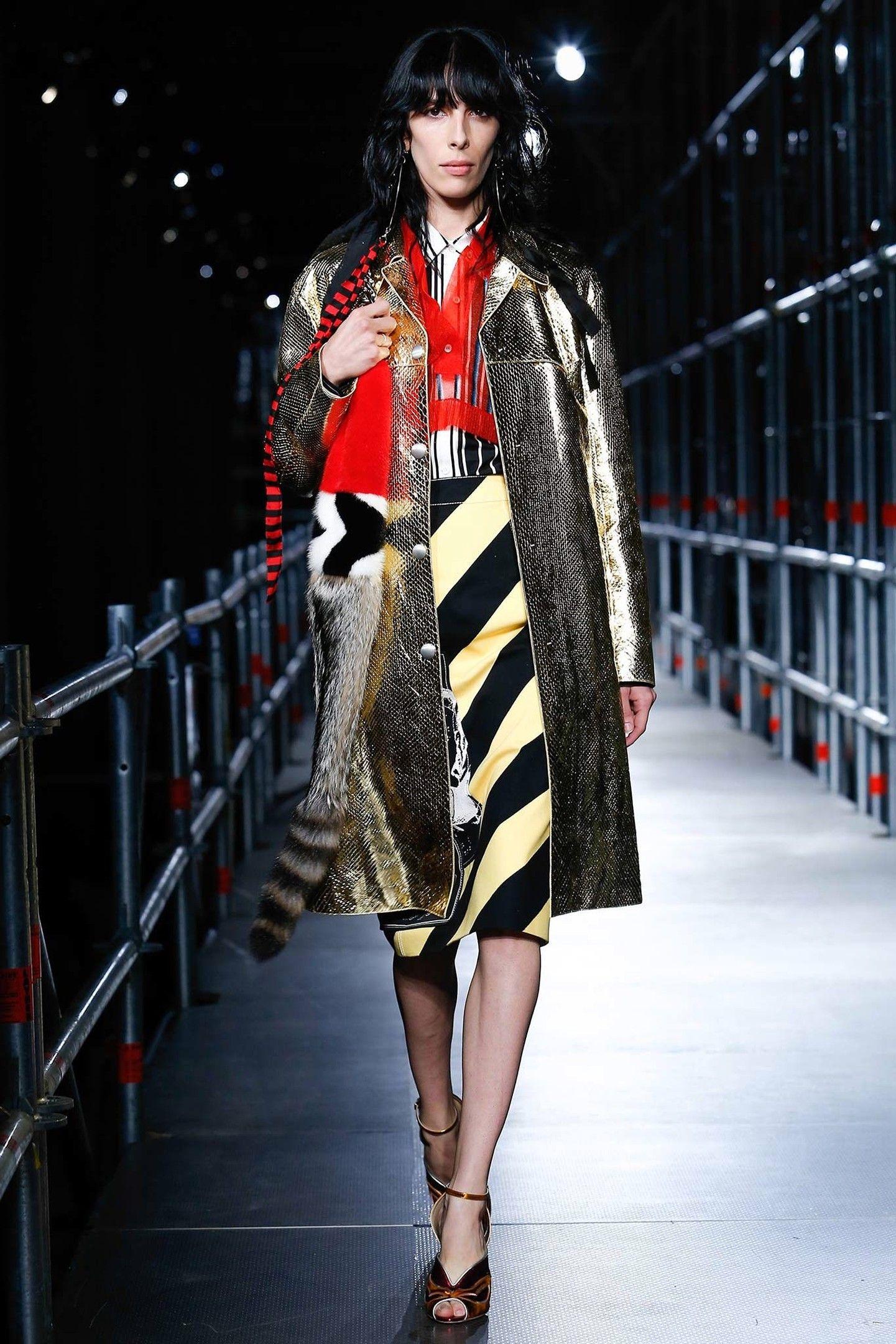 e7df3d3c808 mytheresa.com - Striped A-line denim skirt - Luxury Fashion for Women    Designer clothing, shoes, bags