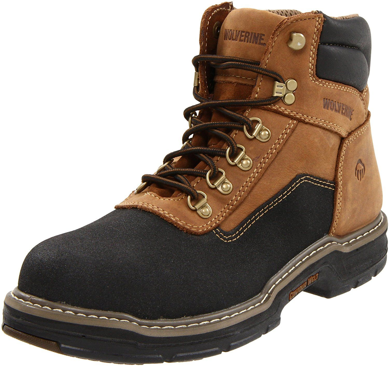 Wolverine Men S Corsair 6 Ct Work Boot Awesome Boots Click The Image Men S Boots Boots Work Boots Work Boots Men
