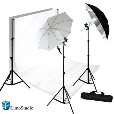 Limostudio 700w Photography Light Photo Video Studio Umbrella