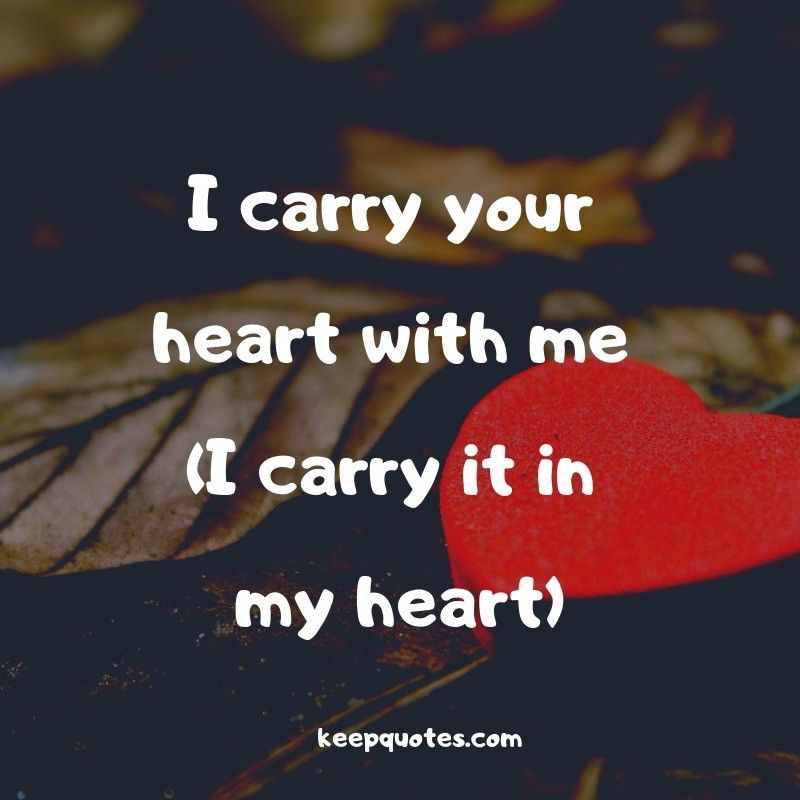 Cute Long Distance Relationship Quotes Keep Quotes in