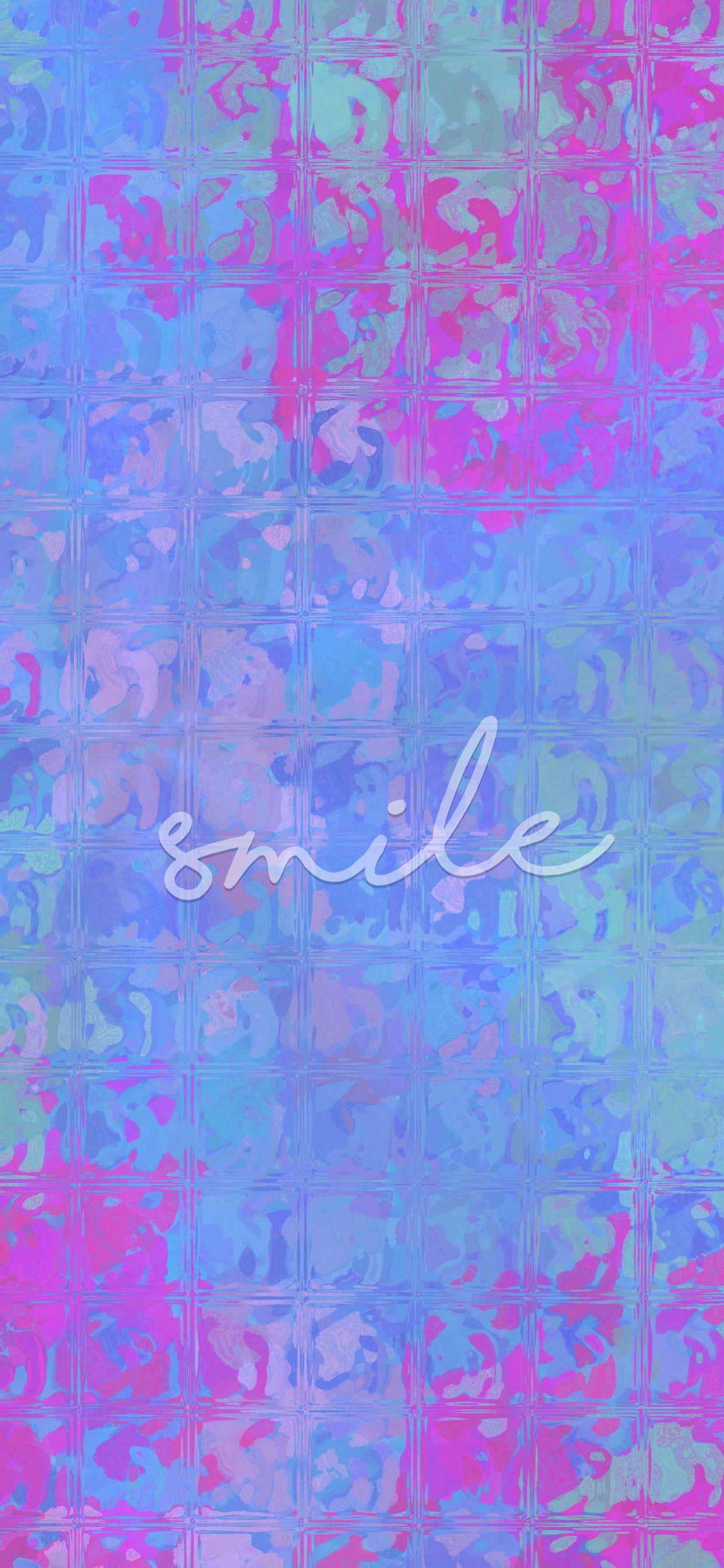 Smile Wallpaper Ipad Wallpaper Watercolor New Wallpaper Iphone Wallpaper Iphone Love
