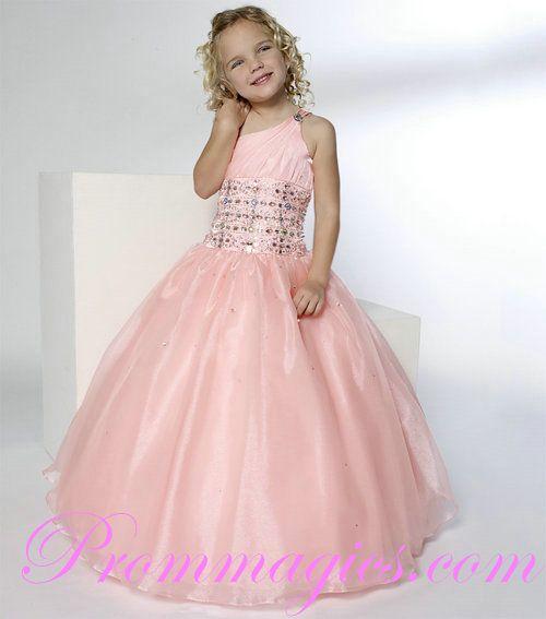 Girls royal ball dress | prom dresses little girl prom dresses ...