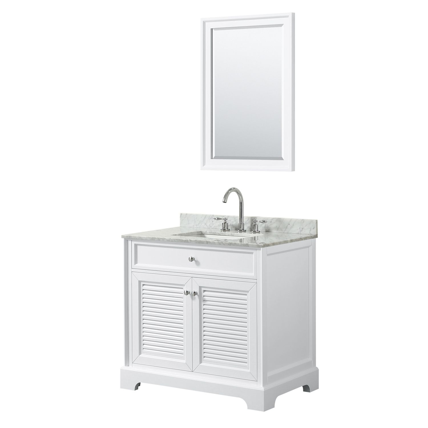 buy tamara 36 single bathroom vanity by wyndham collection white at modernbathroom com get free shipping and factory direct savings on tamara 36 single