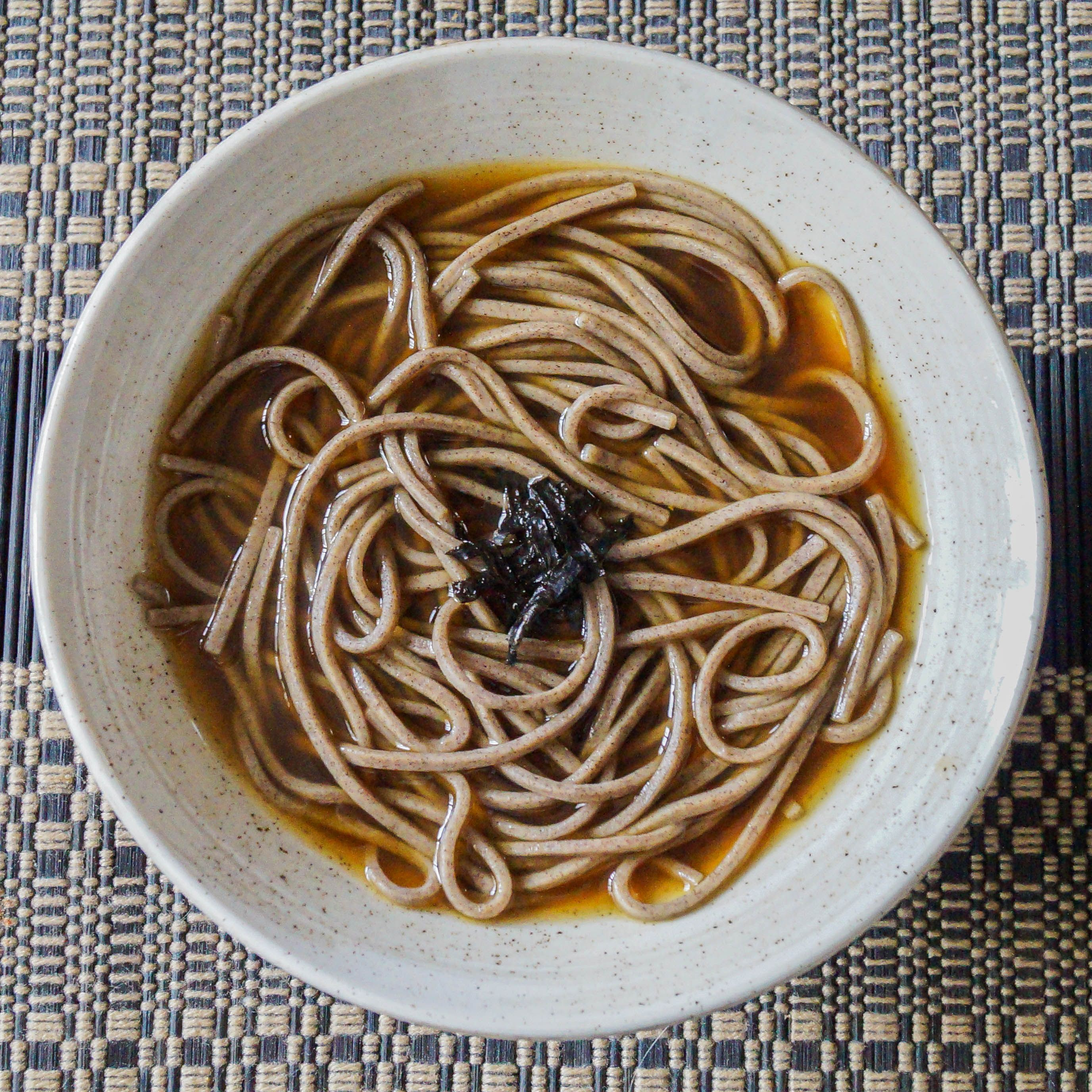 Toshikoshi Soba (Japanese New Year Soba) (With images