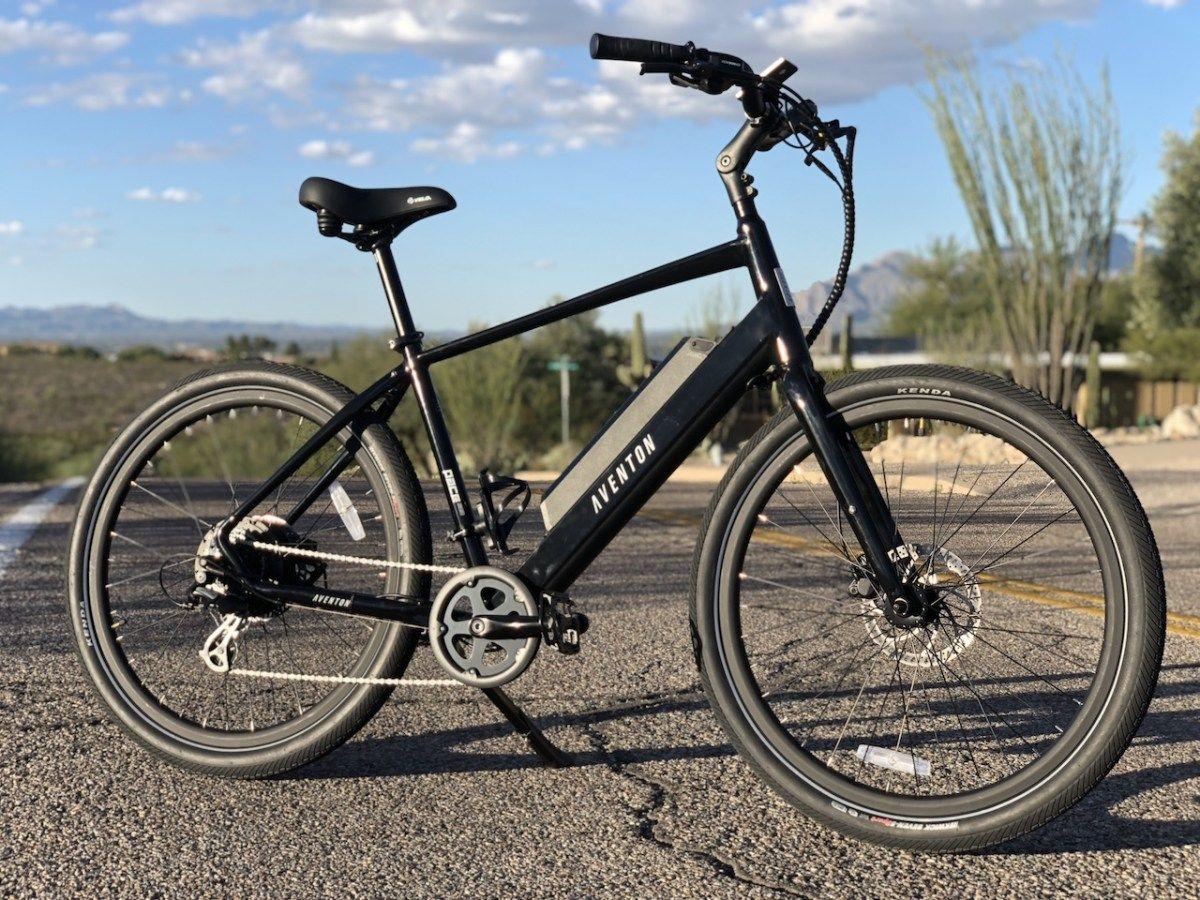 Aventon Pace 500 Electric Bike Review Part 1 Pictures Specs