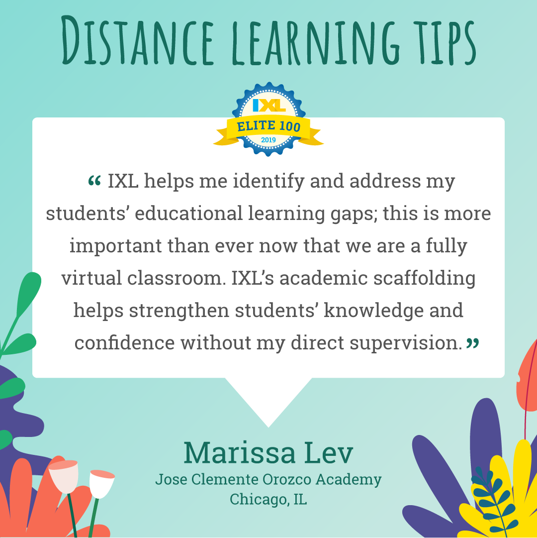 Distance Learning Strategies From Top Teachers
