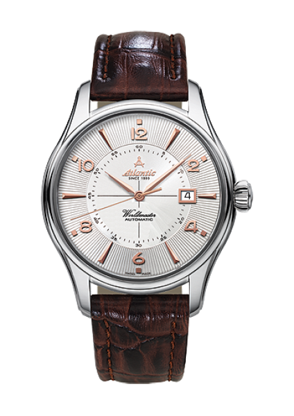 Worldmaster Gents Automatic 52752.41.25R - Atlantic Swiss Made Watches  Since 1888 046e084ef2