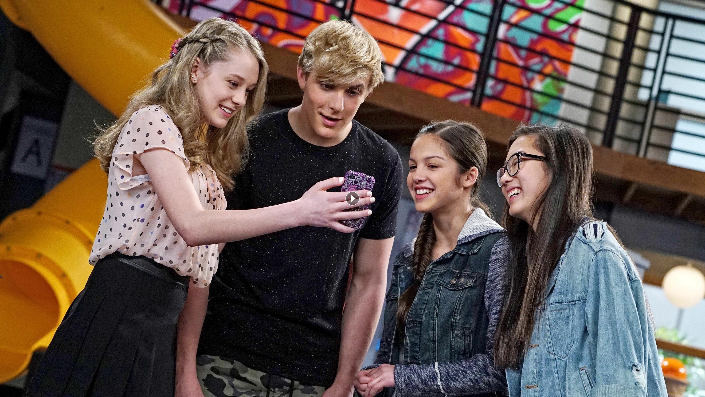 Bizaardvark Sezonul 1 Episodul 5 Disney Channel Jake Paul Old Disney Channel
