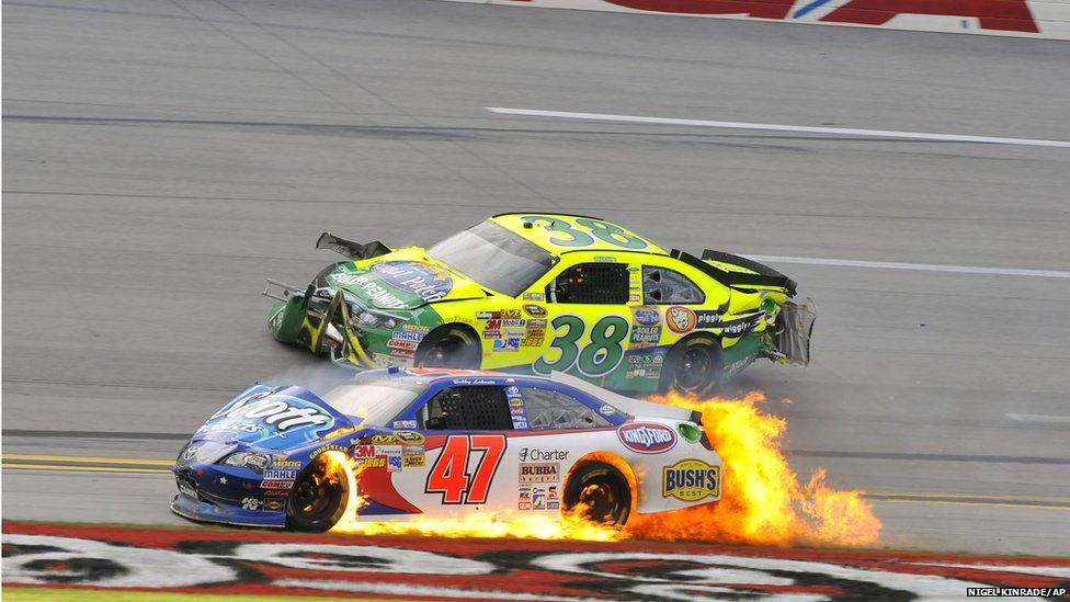 Day in pictures: 8 October 2012 | Talladega superspeedway, Auto ...