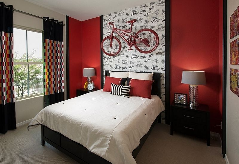 25 Sophisticated Bedroom Color Schemes Ideas Red Bedroom Walls Red Bedroom Design Bedroom Red