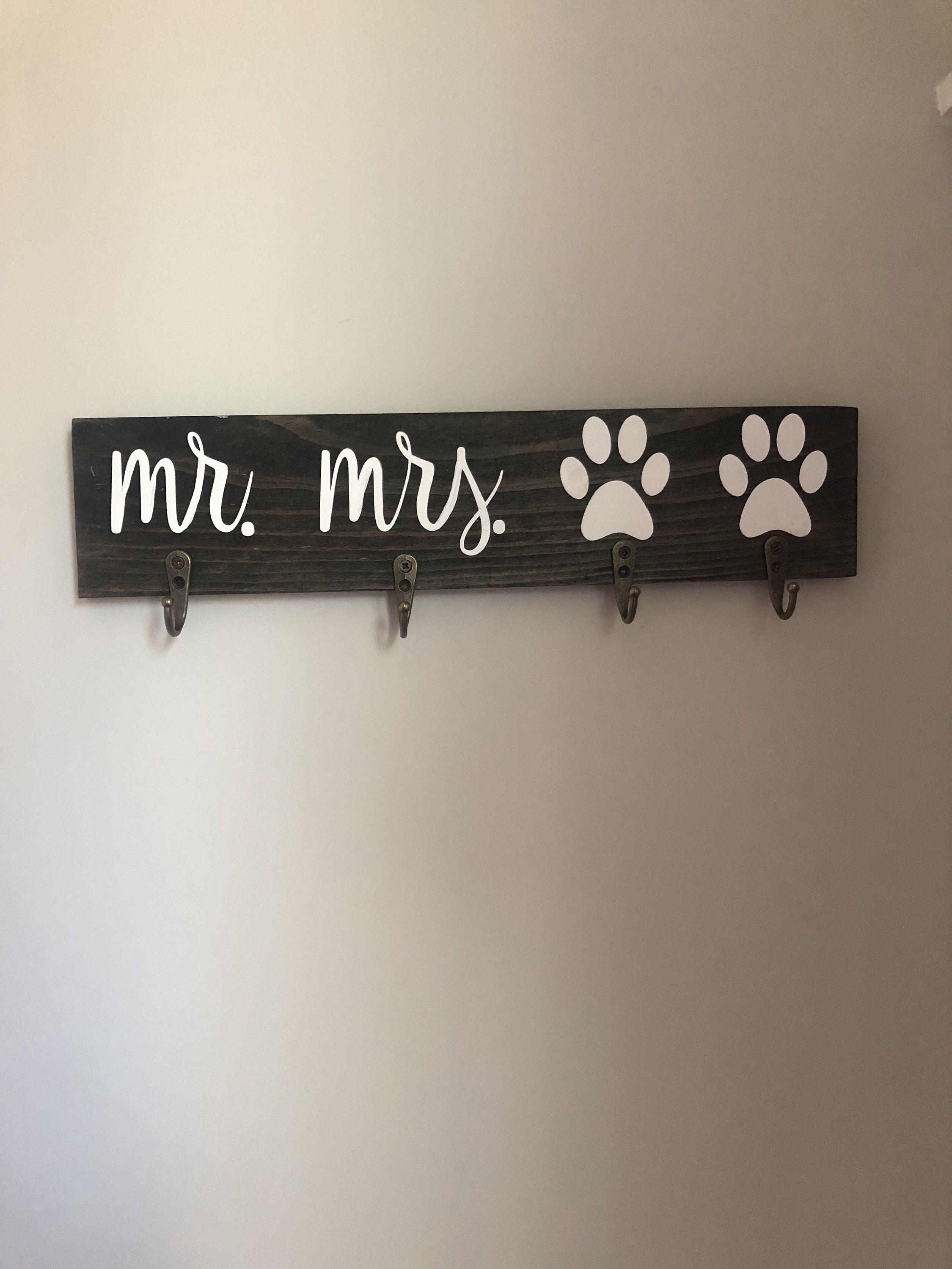 Mr And Mrs Key Holder Wedding Gifts Gifts For Newlyweds