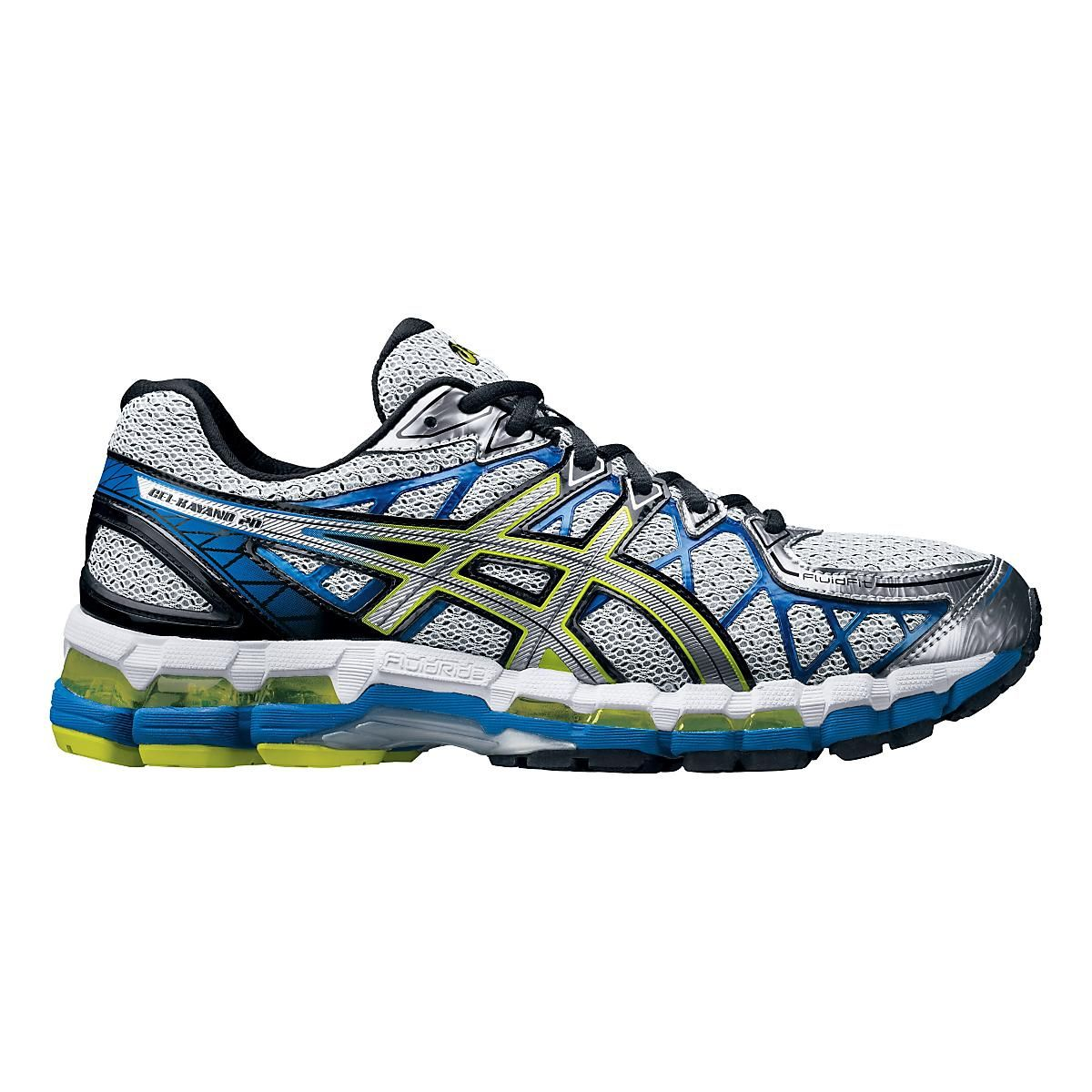 Gel Kayano 20 Running Shoes For Men Asics Running Shoes Asics