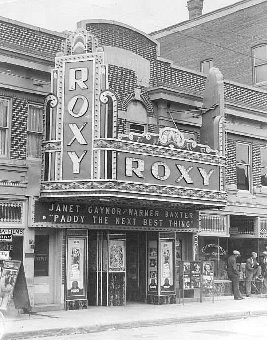 1930 movie theater