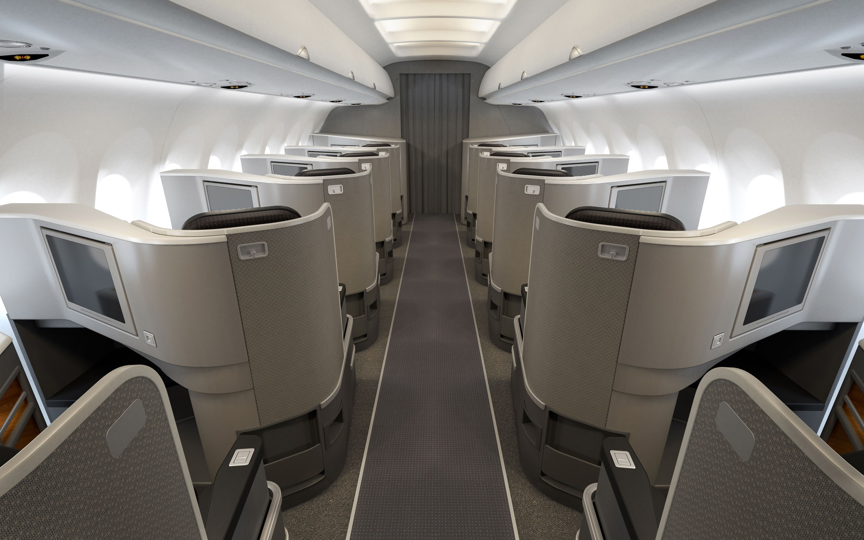 New First Class : American Airlines A321 Transcontinental | 饰 ...