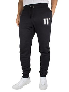 11 Degrees Black Base Logo Joggers from 11 Degrees :: Buy from Stand Out on  The UK High Street