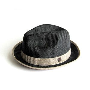 Florence Hat Charcoal, 49€, now featured on Fab.