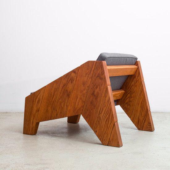 Espasso Armchair by Zanini de Zanine | ESPASSO