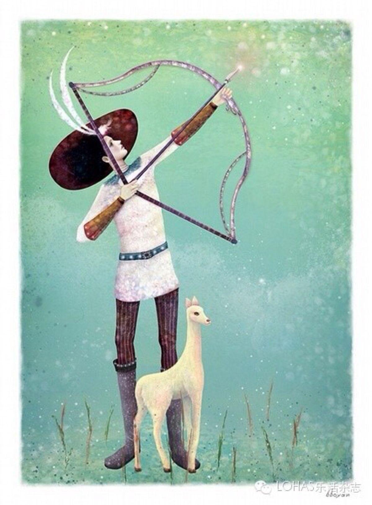 #Sagittarius  #Zodiac #Astrology #Horoscope #Art #MadamAstrology http://madamastrology.com