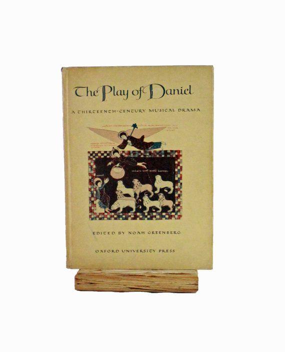 The Play Of Daniel A Thirteenth  Century Musical by ocbookshoppe