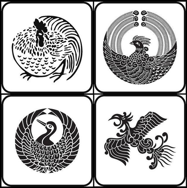 Les emblèmes japonais sont des symboles que l'on pourrait comparer à la tradition héraldique en Europe. A l'instar du vieux continent, ils sont utilisés pour représenter et identifier une famille, se transmettent de génération en géné...