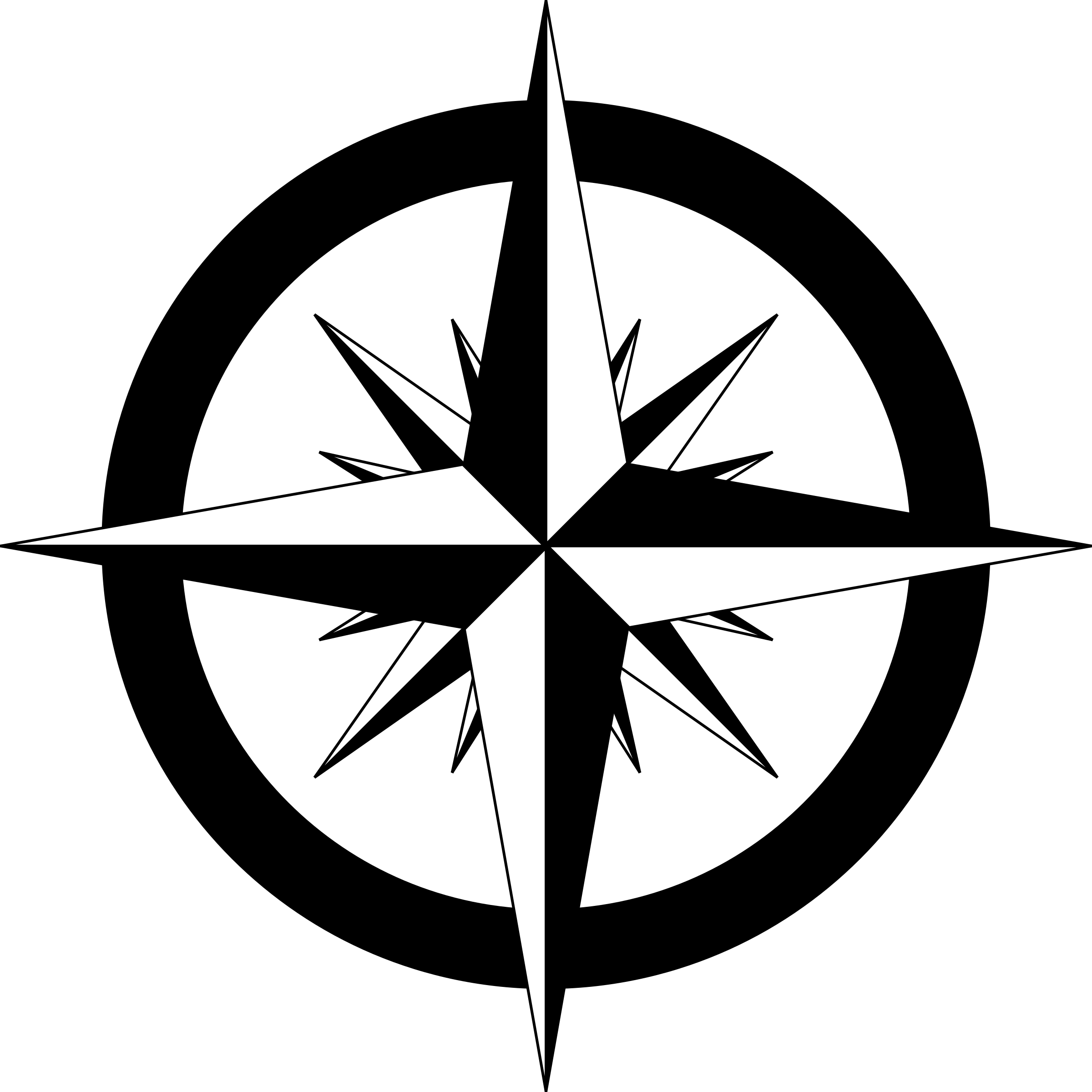 Compass Rose By Firkin