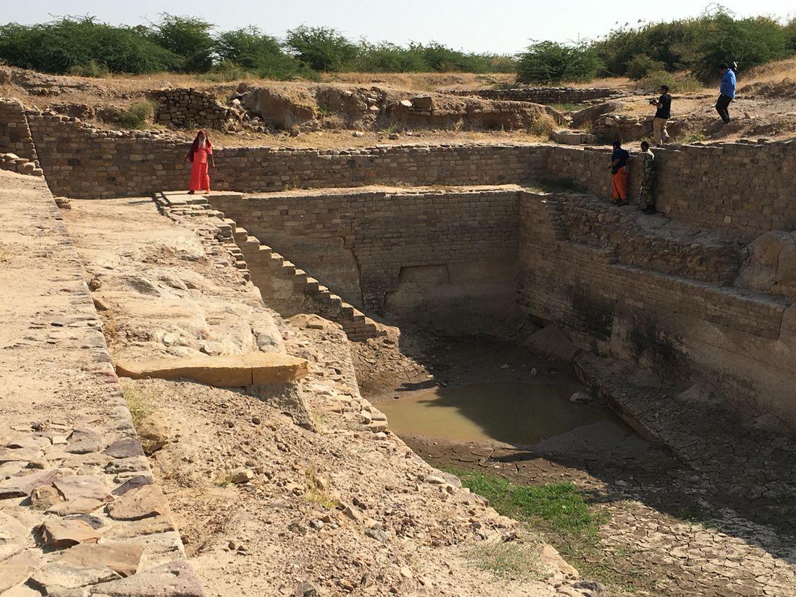 Dholavira, Gujarat india