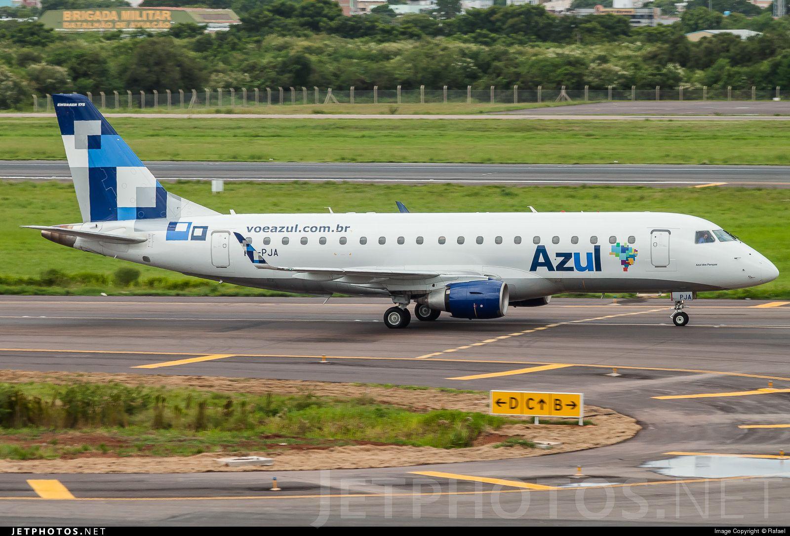 Azul Linhas Aéreas Brasileiras (BR) Historic fleet