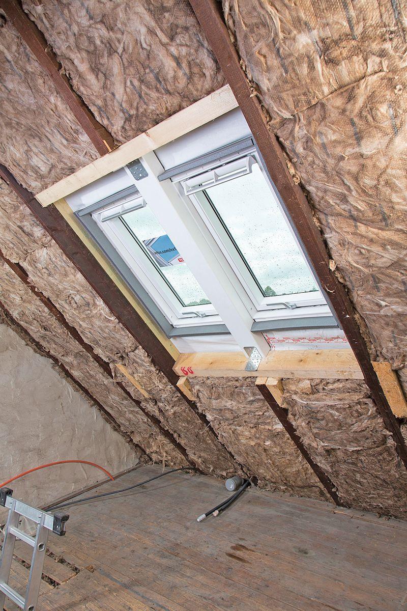 Pflicht beim Dachausbau in 2020 Dachausbau, Dach dämmen