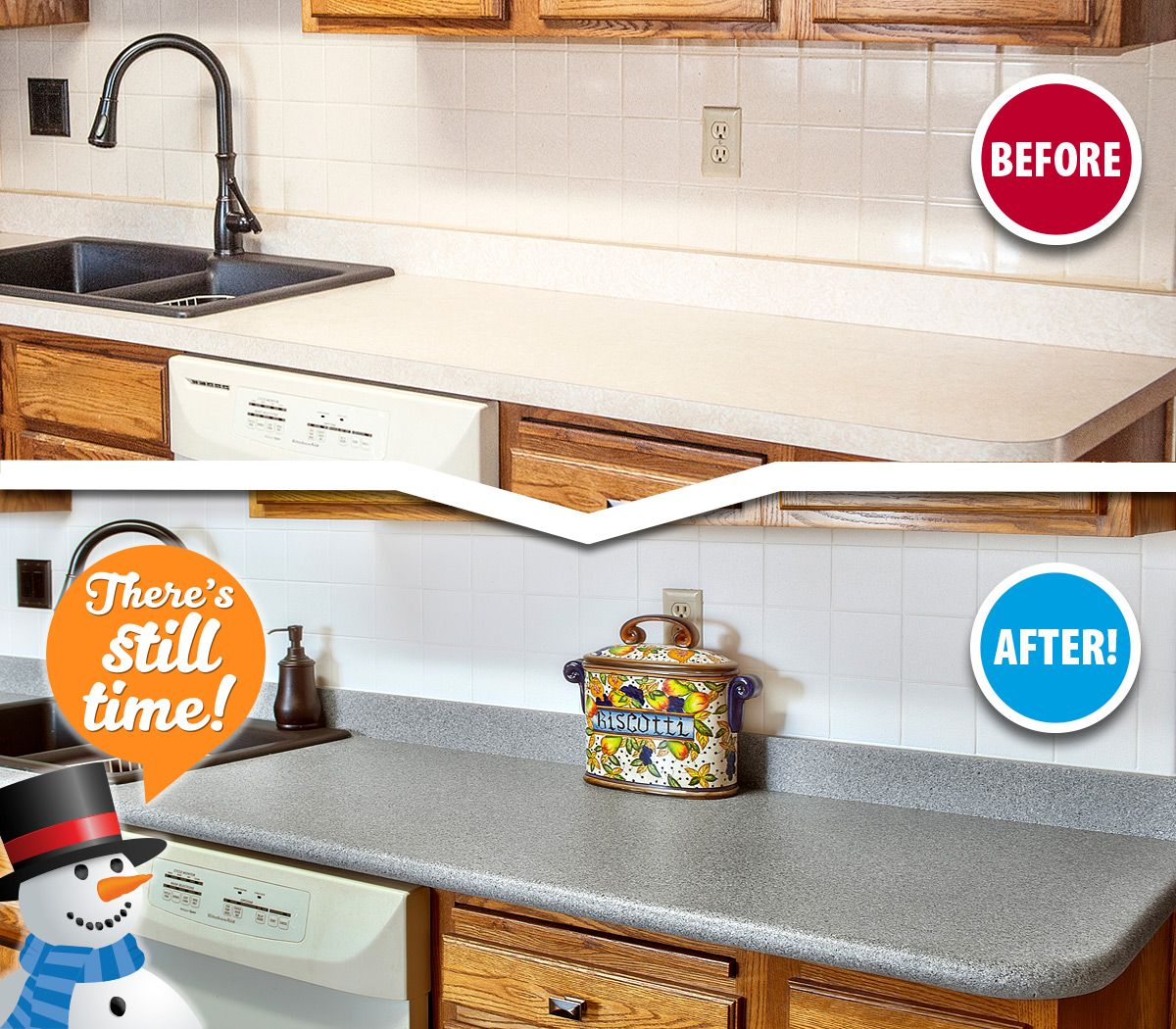 Want To Spice Up Your Kitchen Before The Holidays We Can Change