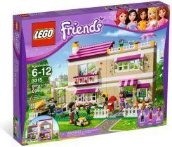 Klocki Lego Friends Dom Olivii 3315 Ceny I Opinie Lego Frends