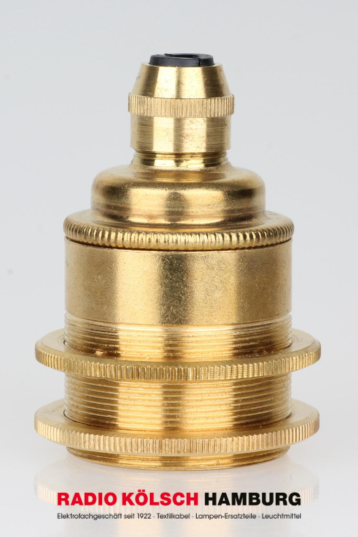 E27 Metall Lampenfassung Retro Antik Messing Roh Mit Zugentlaster Lampeselberbauen Diylampe In 2020 Antike Lampe Lampe Vintage Lampen