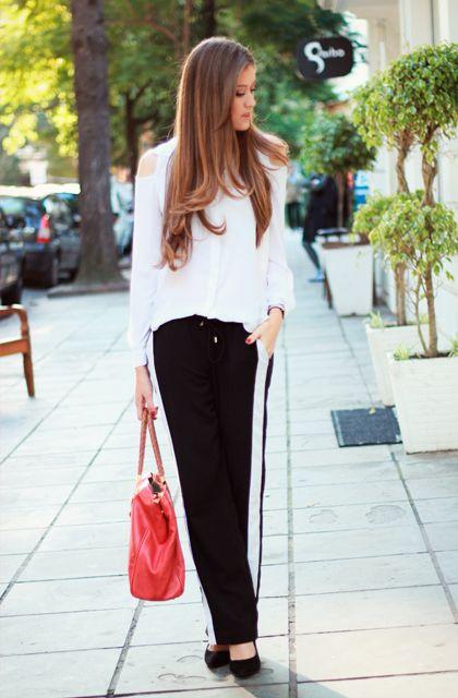 Vitória Portes usa #scarpin #preto #Spring #Shoes #summer #looks #Fashion #Trends #Style #scarpin