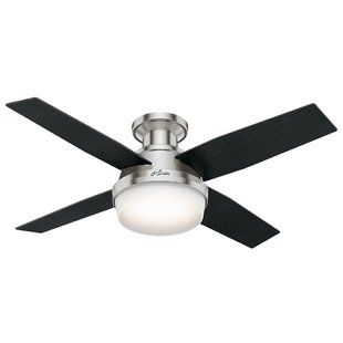 Hugger Fans For Low Ceilings