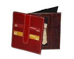 Elegantná, luxusná peňaženka, kožená peňaženka