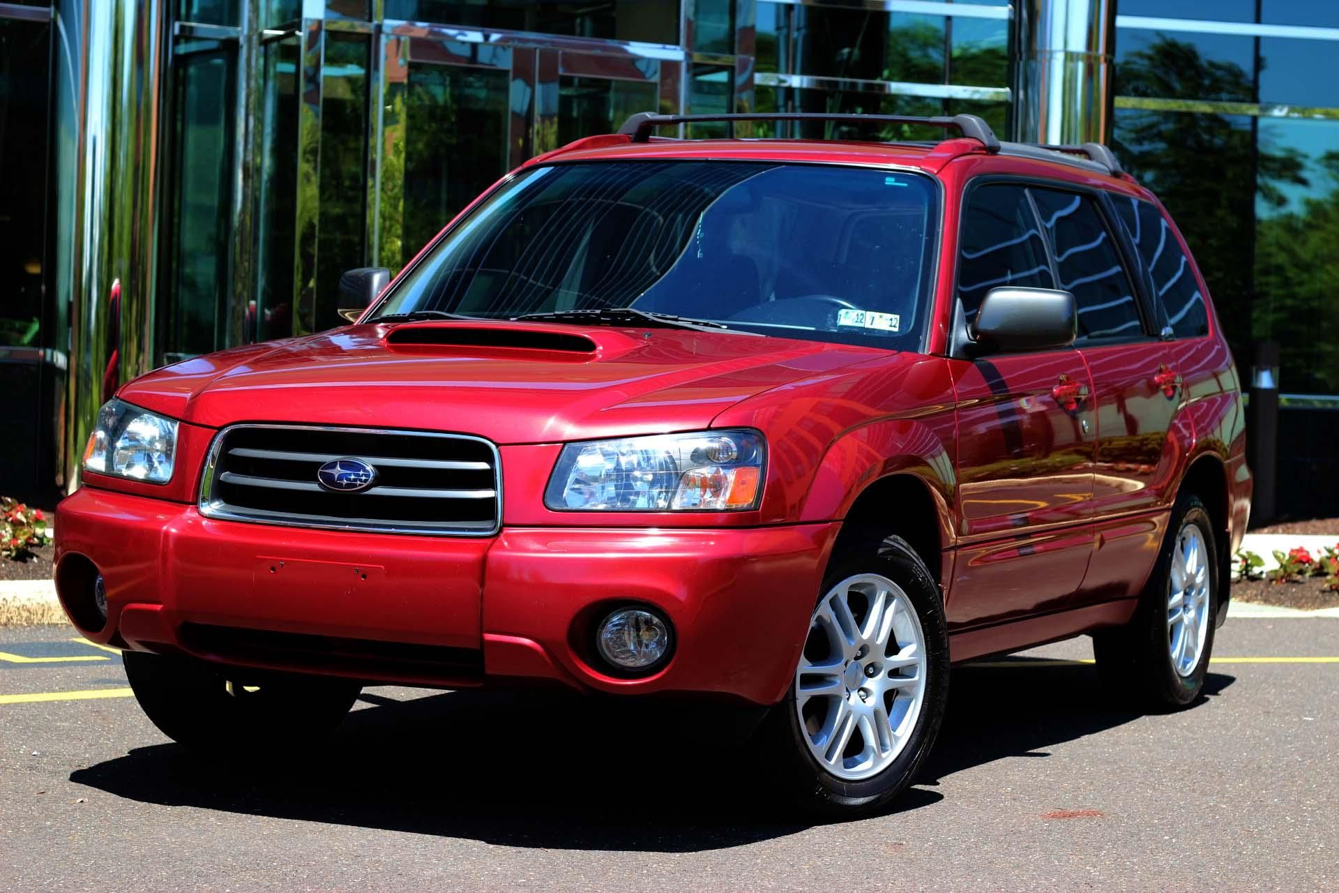 Check Out Customized SHIFT_5speed's 2004 Subaru Forester