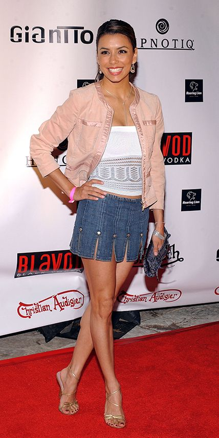1533a2fd4d A History of the Denim Skirt: See Its Evolution Through the Years ...