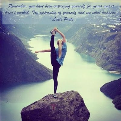Yoga Poses And Quotes