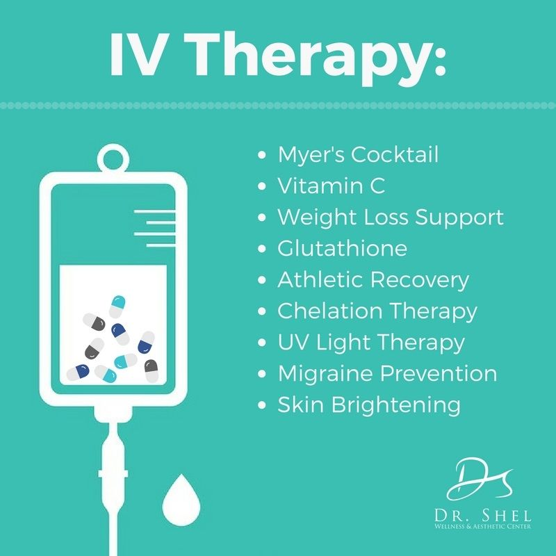 Benefits of IV vitamin therapy | IV Vitamin Nutrient Therapy | Iv