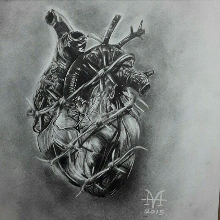 Motive Art Company в Instagram: «#Tbt - Throwback pencil drawing by ...