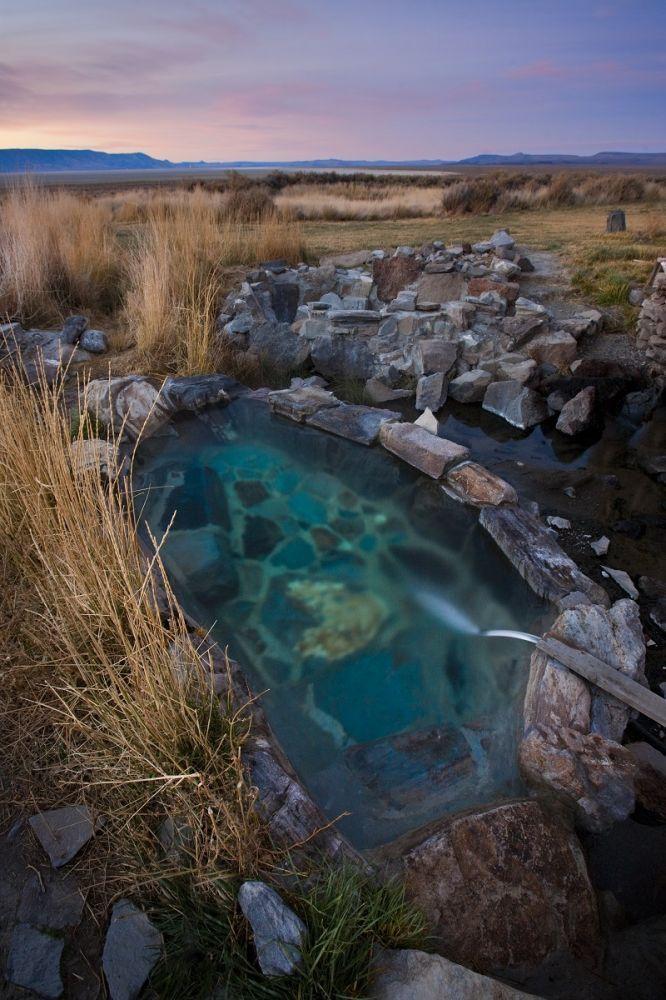 Oregons Hot Springs Destinations