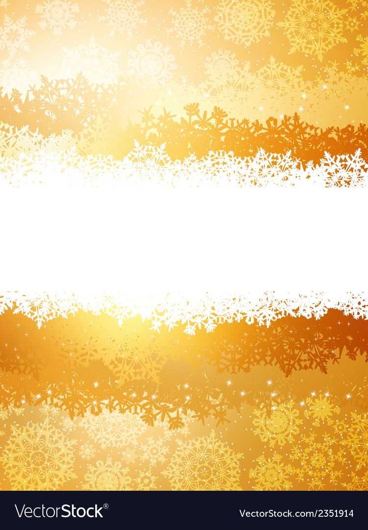 A Gold And Yellow Sparkle Card Background Eps 8 Vector Image