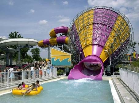 7 Great Amut Parks For Kids