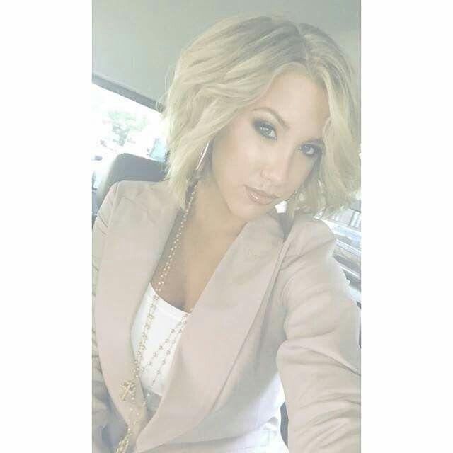 Image Result For Savannah Chrisley Short Hair Bob