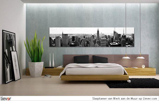 Werk aan de muur slaapkamer werk aan de muur canvas prints foto 39 s verkoopadressen op - Modern slaapkamer modern design ...